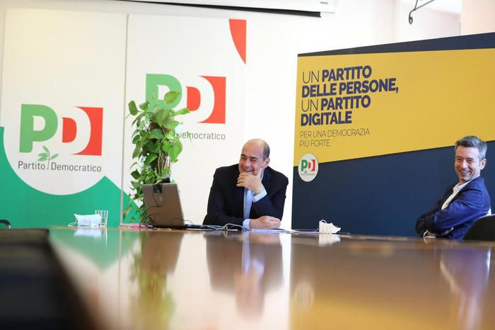 Recovery Fund Zingaretti fondo perduto senza condizioni