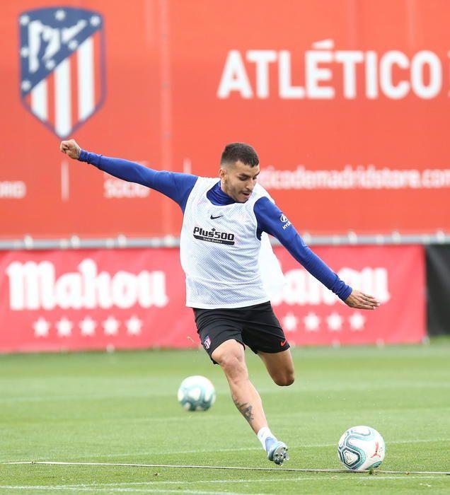 Atletico Madrid perde pezzi out anche Correa