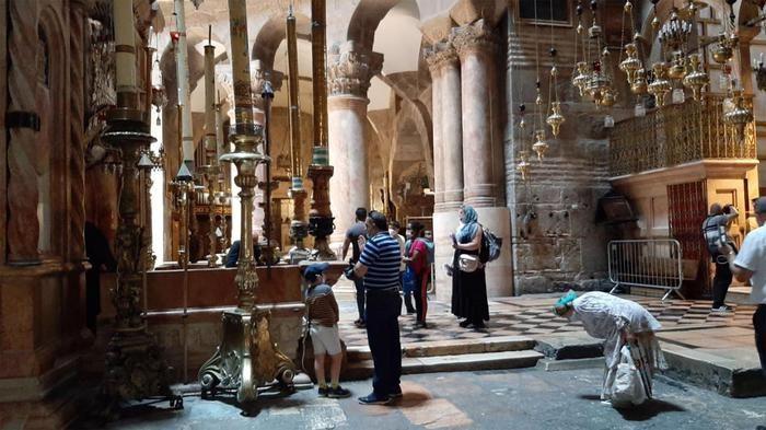 Betlemme riapre Basilica della Natività