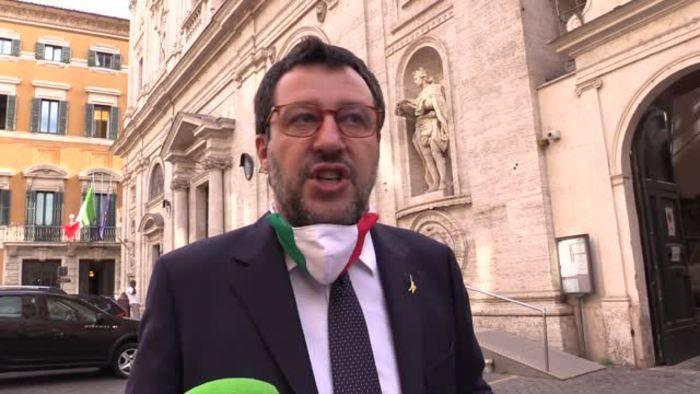 Autostrade Salvini Decidano stanno solo bloccando investimenti Gronda