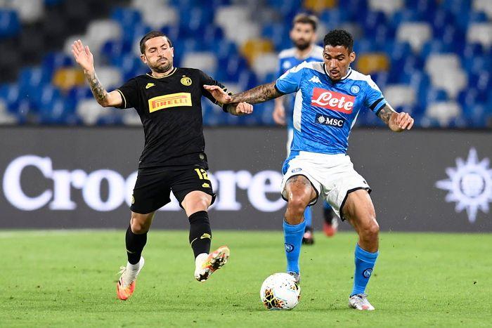 Serie Inter nuovo problema muscolare per Sensi