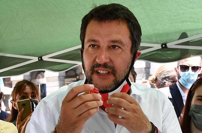 Salvini nei prossimi giorni nuovi ingressi M5S
