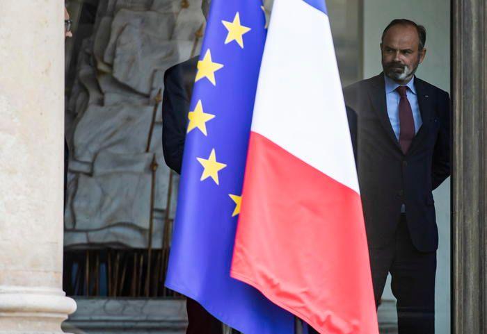 Francia dimette premier Edouard Philippe