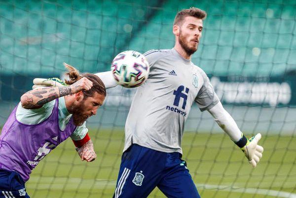 Covid: Real Madrid, positivo Ramos - Calcio