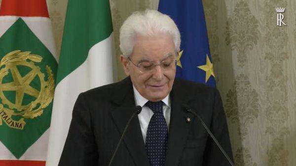 Covid, Mattarella: Le Universita' hanno sostenuto gli studenti - Italia