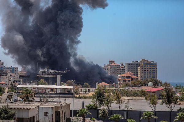 Media, colpito villaggio a nord di Gaza, 11 morti - Ultima Ora