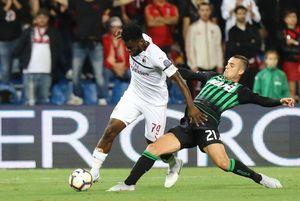 Milan, stiramento al flessore per Kessie - Calcio