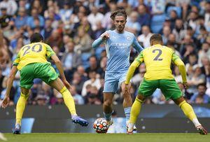 Premier league: 'manita' City al Norwich, vince anche il Liverpool - Calcio