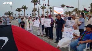 Libia, celebrazioni per l'anniversario della liberazione di Tripoli - Mondo