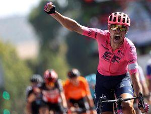 Vuelta: Nielsen vince 19/a tappa, Roglic sempre in rosso - Ciclismo