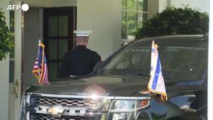 Il primo ministro israeliano Naftali Bennett arriva alla Casa Bianca - Mondo