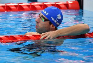 Paralimpiadi: Raimondi argento nei 200 misti di nuoto - Nuoto