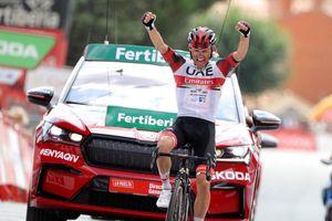 Vuelta: Majka vince la 15/a tappa, si rivede anche Aru - Ciclismo