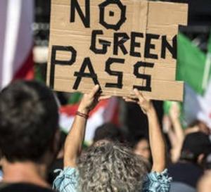 Green pass: giornalista aggredito a Roma da un manifestante - Cultura & Spettacoli