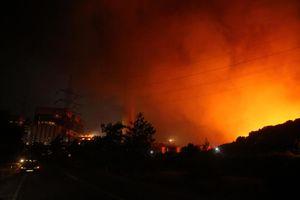 Incendi in Algeria, almeno 38 le vittime - Africa