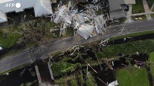 Case distrutte e strade allagate: cosa ha lasciato l'uragano Ida in Louisiana - Mondo