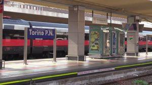 Green pass obbligatorio in treno, i controlli a Torino - Italia