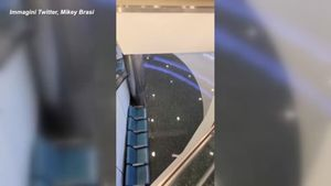 Uragano Ida, allagato l'aeroporto di Newark: cancellati tutti i voli - Mondo