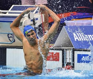 Paralimpiadi: nuoto; argento Barlaam nei 100 farfalla - Sport