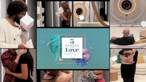 5 Senses for Love auf Sat.1, Folge 1: Sendetermine, Sendezeit, Übertragung im TV und Stream