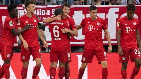 Roter Stern Belgrad Fc Bayern Heute Live I Glonaabot