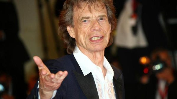 Mick Jagger singt Lockdown-Lied - mit Überraschungsgast Dave Grohl