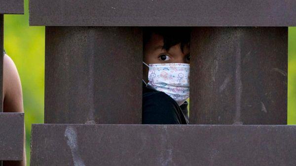Flüchtlinge an der Mexiko-Grenze werden zu Joe Bidens Problem