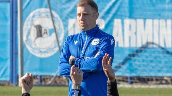 Frank Kramer wird neuer Trainer bei Arminia Bielefeld