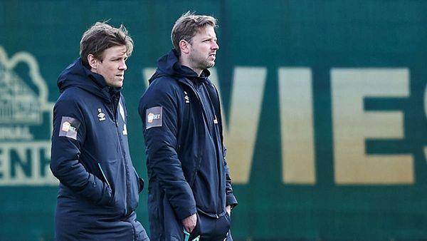 """Clemens Fritz über angeblich beschlossenes Kohfeldt-Aus bei Werder Bremen im Sommer: """"Das ist Quatsch!"""""""