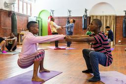 Bridges Academy Mindfulness & Wellness Program Image
