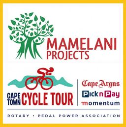 Cape Town Cycle Tour 2017 for Mamelani Projects Image