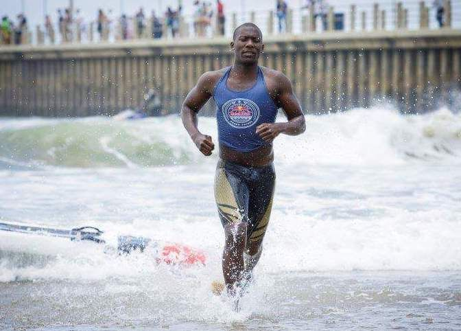 Help Sanele get to world surf & lifesaving championships Logo