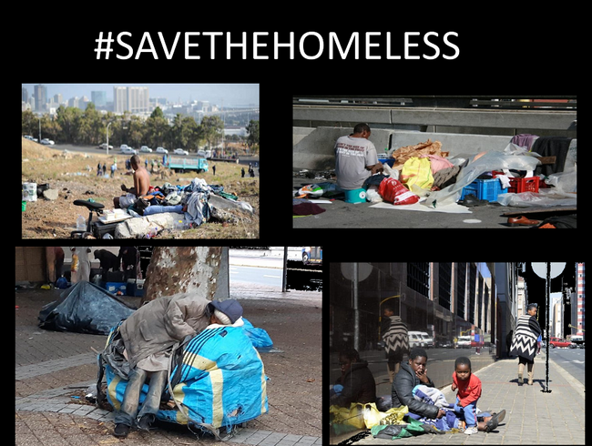 #SAVETHEHOMELESS Cause