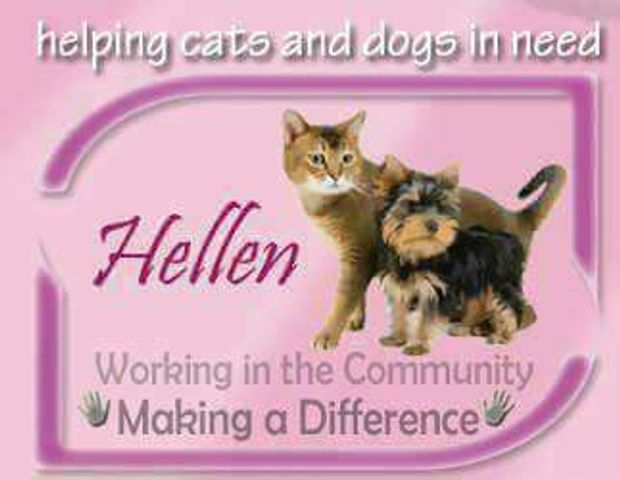 Hellen-Working in the Community Logo