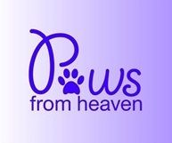 Paws From Heaven Logo