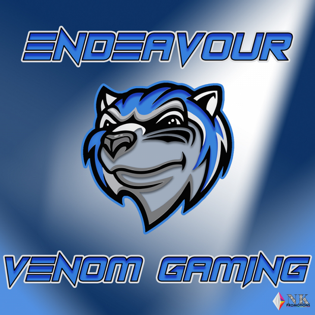 Venom Gaming E Sports Cause Logo
