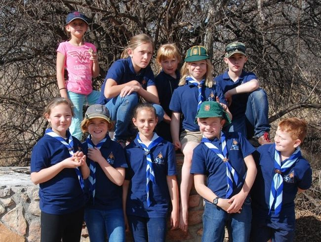 Colbyn Scout group