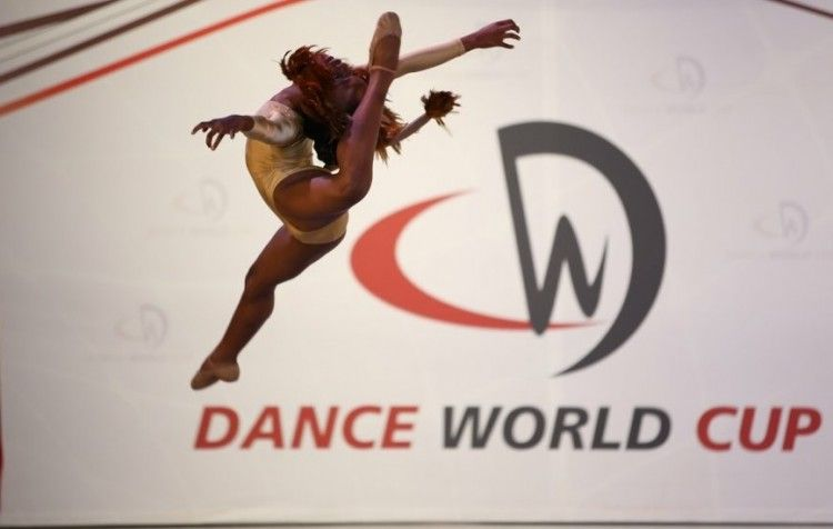 Barcelona Dance World Cup Logo
