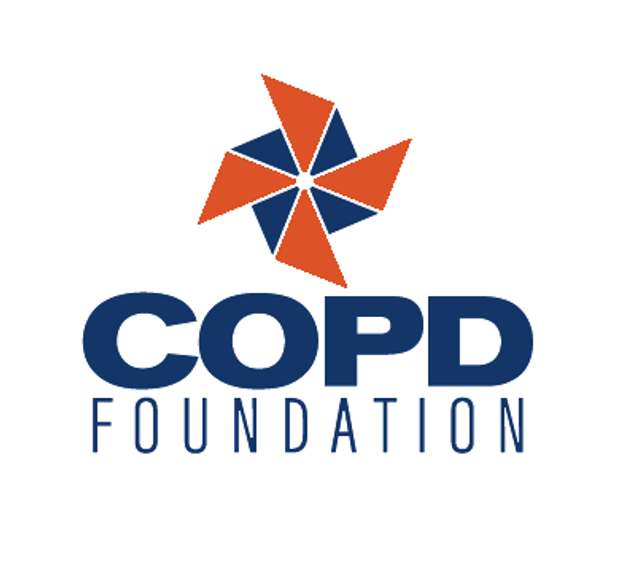 COPD Foundation-South Africa      Logo