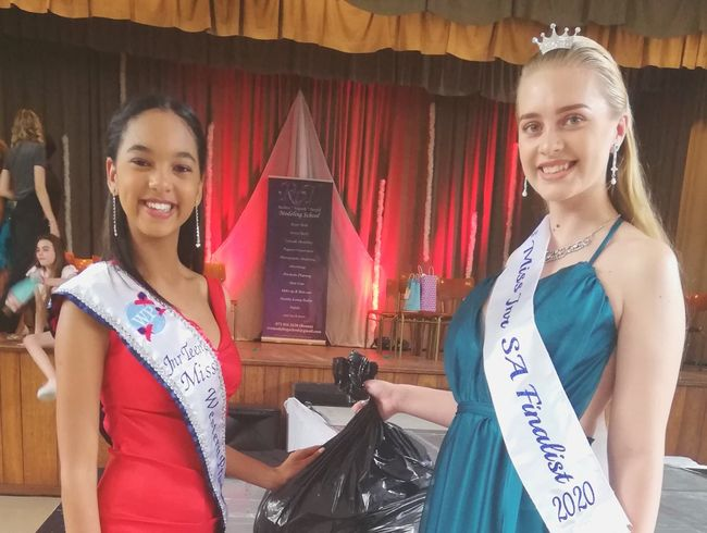 Alyssa Van der Merwe Pageant Cause