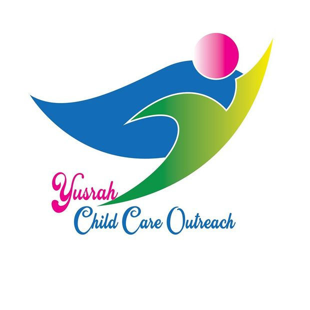 Yusrah Child Care Outreach  Logo
