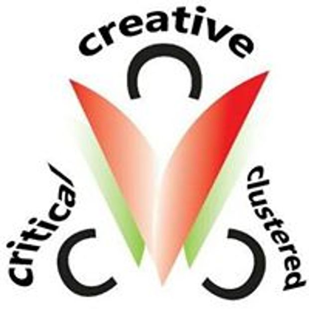 critical & creative clustered community projects Logo