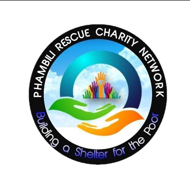 Phambili Rescue Charity Network  Logo