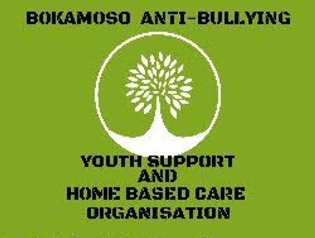 Bokamoso Anyi-Bullying, Youth Support and Home Based Care Organization