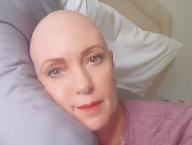 Catharina Breytenbach Cancer Cause