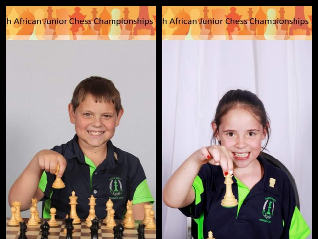Charl-Pierre & Vinessa Chess Cause