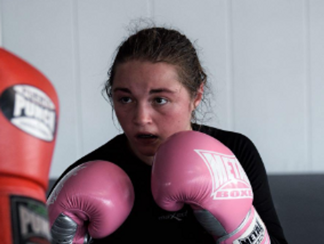 Cassandra Le Roux Training Camp Cause