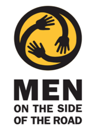 Men on the Side of the Road Thumb Image
