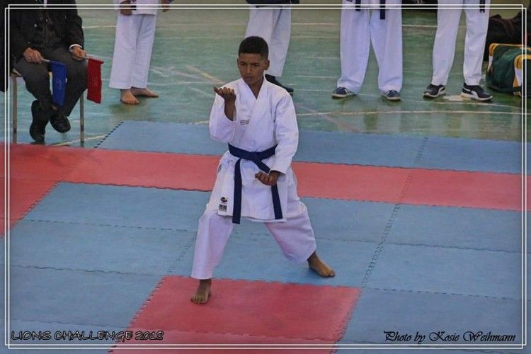 Thirq Du Preez Karate Cause Logo