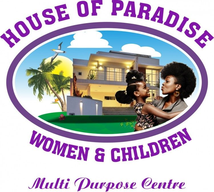 House of Paradise Women and Children  Logo